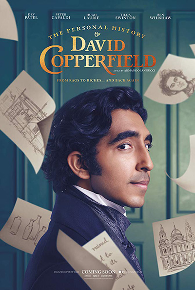 The Personal History of David Copperfield hd izle